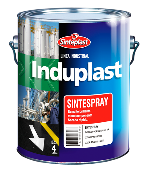 SINTESPRAY AMARILLO CROMO 1 LT