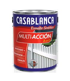 ESMALTE SINTETICO CASABLANCA SATINADO