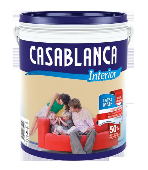 CASABLANCA LATEX INTERIOR