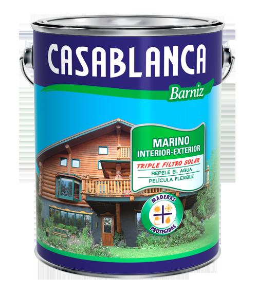 CASABLANCA BARNIZ CON FILTRO UV