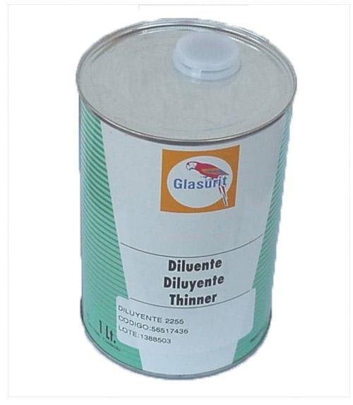 DILUYENTE 2255 1 LT GLASSO