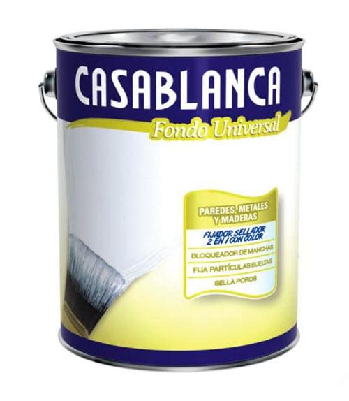 CASABLANCA FONDO BLANCO