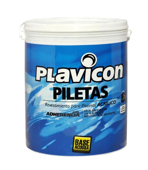 PLAVICON PILETAS ACUOSO