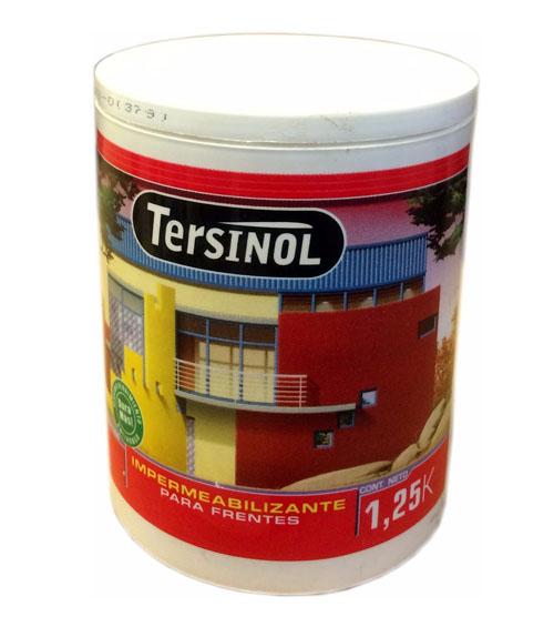 TERSINOL FRENTES 1.25 KG