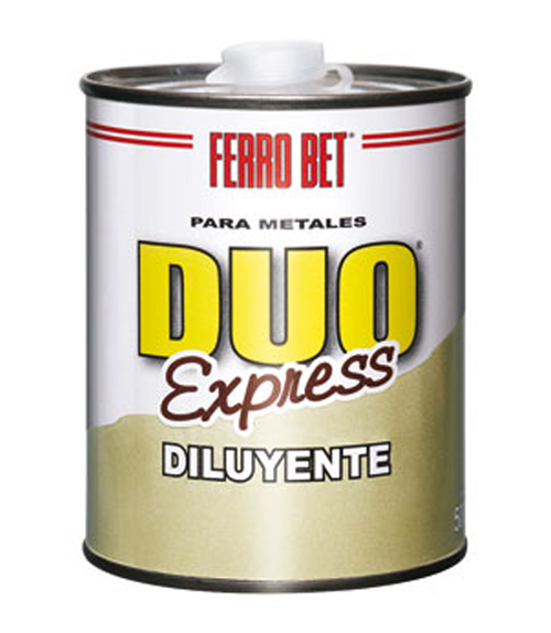 DILUYENTE DUO EXPRESS 1/2 LT