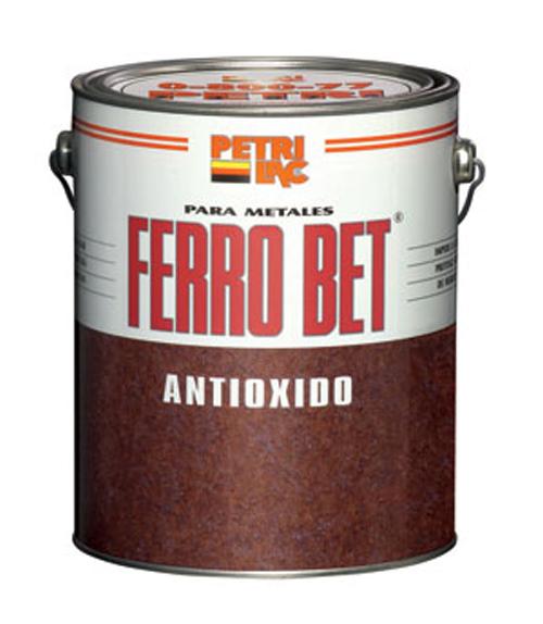 FERRO BET ANTIOXIDO 1/2 LT
