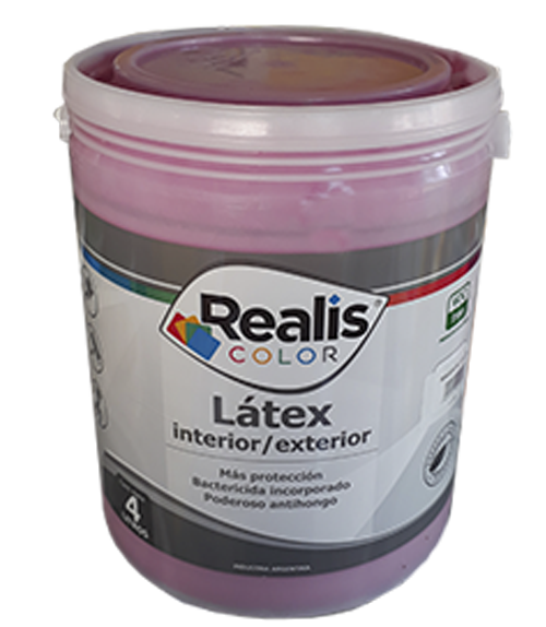 REALIS LATEX COLOR INT/EXT MAGENTA