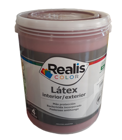 REALIS LATEX INT/EXT TEJA