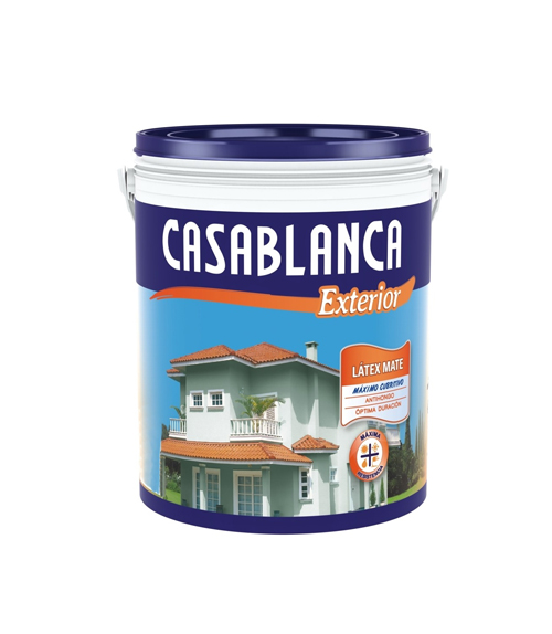 CASABLANCA LATEX EXTERIOR COLOR
