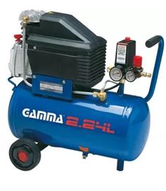 GAMMA COMPRESOR 2.2HP 24 LT