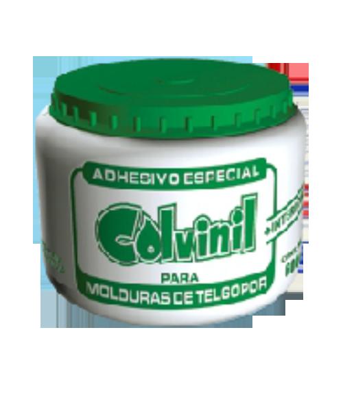 ADHESIVO PARA MOLDURAS1.2 KG COLVINIL