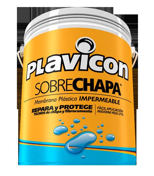 PLAVICON SOBRECHAPA BLANCO 1.25 KG