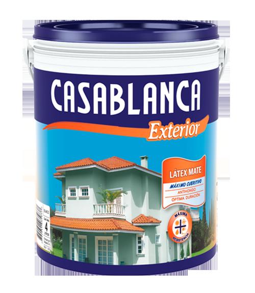 CASABLANCA LATEX EXTERIOR
