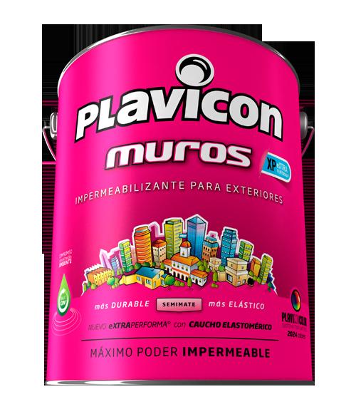 PLAVICON MUROS