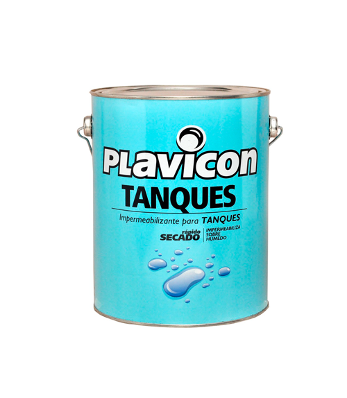 PLAVICON TANQUES GRIS 1 LT