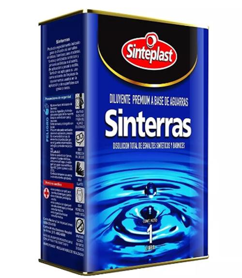 SINTERRAS SINTEPLAST
