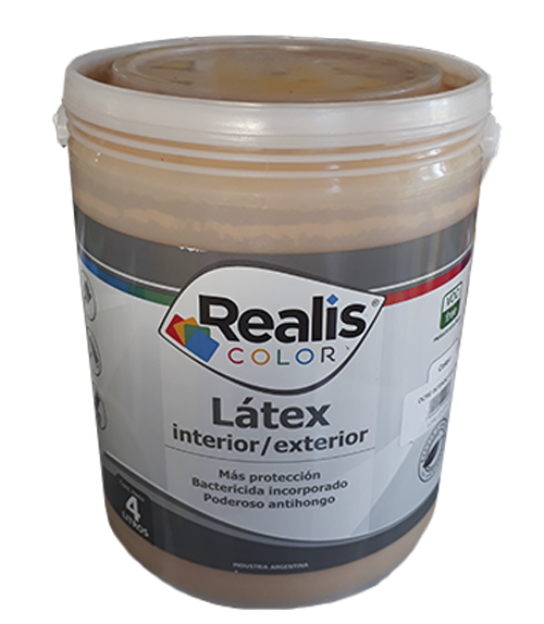 REALIS LATEX INT/EXT OCRE