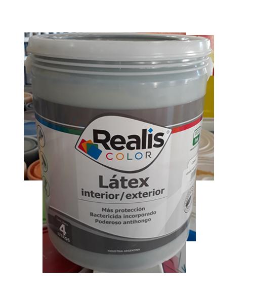 REALIS LATEX INT/EXT VERDE PORTLAND