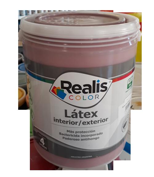 REALIS LATEX INT/EXT TEJA