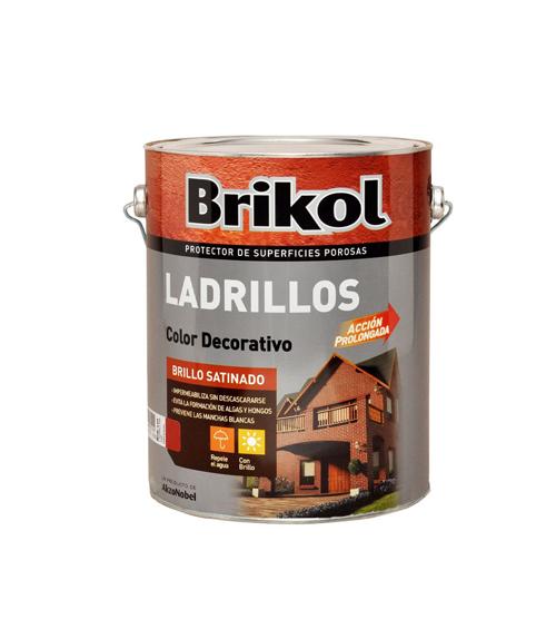 BRIK-COL LADRILLO CERAMICO 20 LT