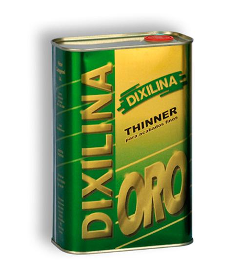 THINNER ORO ESPECIAL DIXILINA