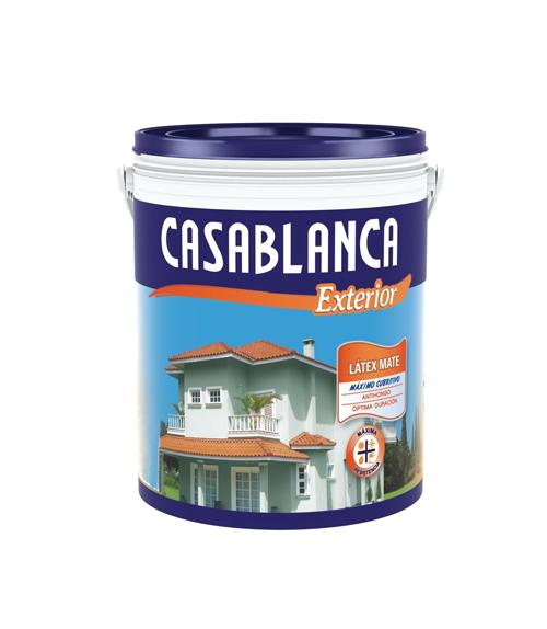 CASABLANCA LATEX EXTERIOR COLOR