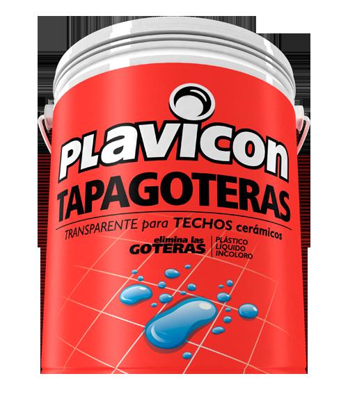 PLAVICON TAPAGOTERAS TRANSPARENTE 10 LT